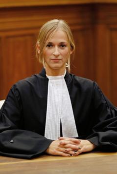 Advocaat Lisa Harteveld